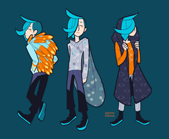 OD Outfits 2 by oxboxer