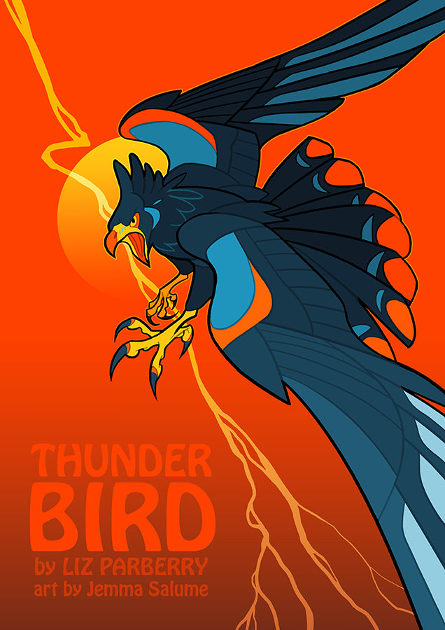 THUNDERBIRD by oxboxer
