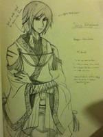 Saizo (Shall We Date: Ninja Love) by kyuketsuki0