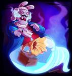 Mario + Rabbids - The Phantom of the Bwahpra by Turquoisephoenix