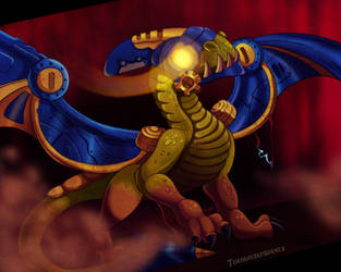 Skylanders - BLINK. AND. DESTROY by Turquoisephoenix