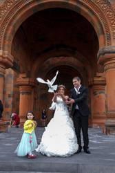 Wedding by lioness14
