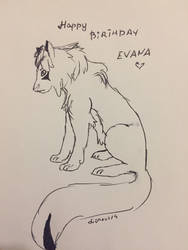Evana by lioness14
