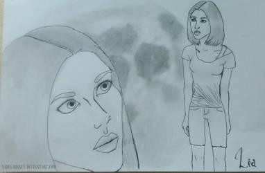 Leah Clearwater by Nadia-Disney