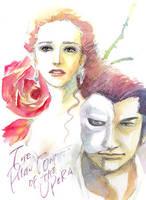 The Phantom of the Opera by taka0801