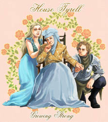 House Tyrell by taka0801