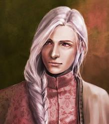 Rhaegar Targaryen by taka0801