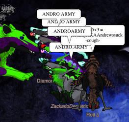 Andro Army? by Andromeda1012