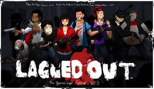 Lagged Out Webseries L4D Cover by BlackSen