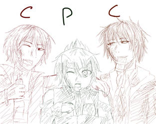 C.P.C -sketch- by Kurikipi