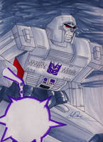 Lord Megatron by The-Artist-Marine