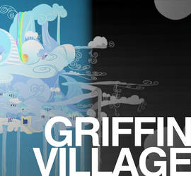 Griffin Village Cover Art by JackleApp