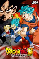 Dragon Ball Super Saga Black by SaoDVD