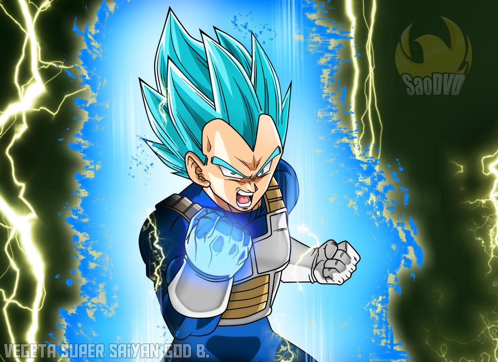 Vegeta super saiyan god blue by saodvd on deviantart - Vegeta super saiyan wallpaper ...