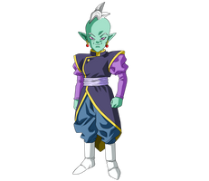 Rou - Kaioshin Of Universe 9 by SaoDVD