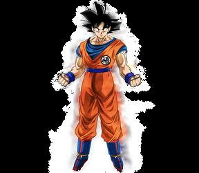 Goku New KI - DBS by SaoDVD