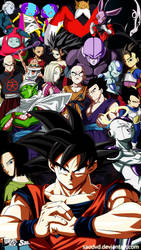 Dragon Ball Super - Thanks For 4 Ages by SaoDVD