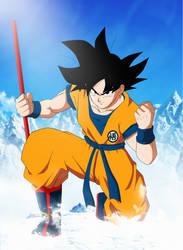 Dragon Ball Super Movie 2018 by SaoDVD