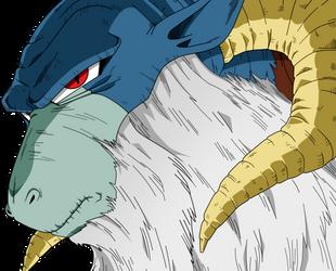 Dragon Ball Super - Moro by SaoDVD