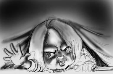 Chuckie Sketch by ArtiestDesign