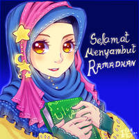 Happy Ramadhan by ibahibut