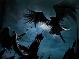Hell's Angels by Kilalah
