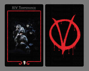 XIV.  Temperance by FugueState