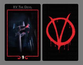XV.  The Devil by FugueState