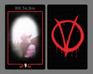 XIX.  The Sun by FugueState