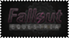 Fallout: Equestria Logo Stamp by BurlapBag