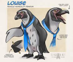 Louise Refsheet by FlyQueen