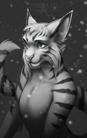 Tiger Lynx Hybrid by FlyQueen