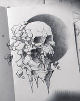 Skull Island by FlyQueen