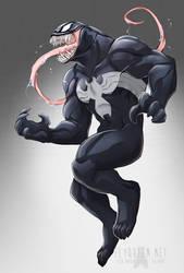 Venom by FlyQueen