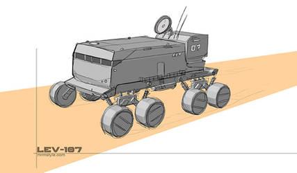 LEV-107 Concept 001 by amiramz