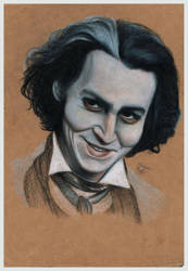 Sweeney Todd AKA Johnny Depp by Mfashions