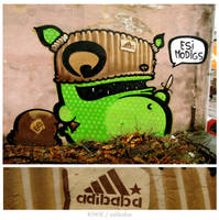 adibaba by KIWIE-FAT-MONSTER