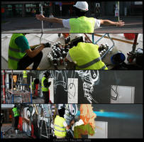 Workers by KIWIE-FAT-MONSTER
