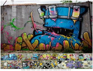 Monster Sk8park by KIWIE-FAT-MONSTER