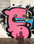 PINK PORTO by KIWIE-FAT-MONSTER