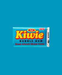 Kiwie Bubble Gum by KIWIE-FAT-MONSTER