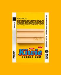Bubble Gum Pin by KIWIE-FAT-MONSTER