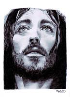 Portrait 2: Jesus by taken-username10