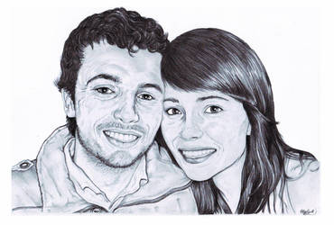 Portrait 4: Jacques and Marisa by taken-username10