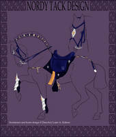 Nordanner Tack AUCTION/SALE {Galaxy} - SOLD by NorthernMyth