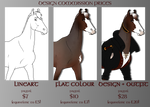 DESIGN COMMISSION PRICES by NorthernMyth