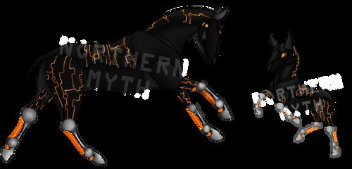 Robotic by NorthernMyth