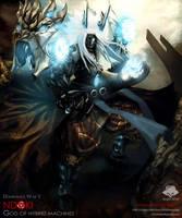 Ndoki - God of hybrid machines by Ntocha