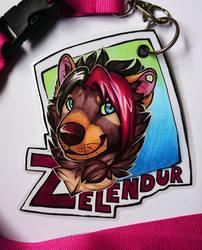 Badge: Zelendur by Roukara