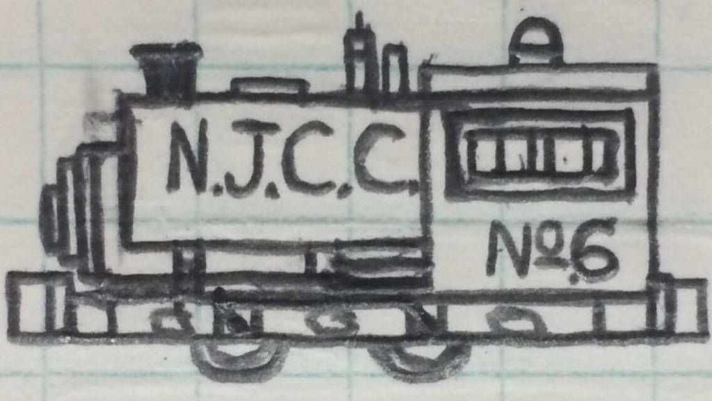 New Jersey Contractors Company No.6 by Trains333